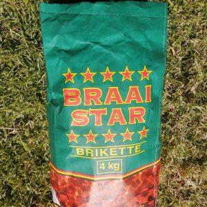 Briquettes (4kg)