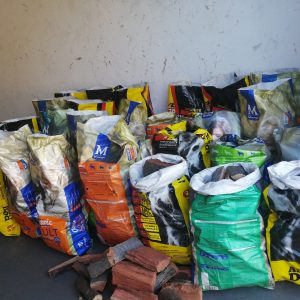 Double Bakkie Load (28 Bags +/- 644kg)